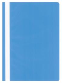 10x Snelhechter Quantore A4 PP blauw