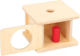 Box - een kleine rol