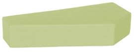 Quadro matras  licht-groen, hoogte: 15 cm