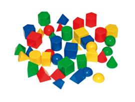 Geometrische vormen klein