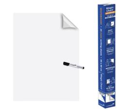 Magic-Chart Legamaster Whiteboard 60x80cm wit 25 vel