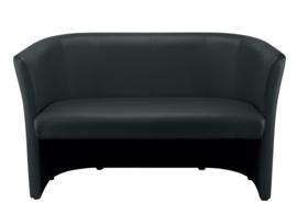 Sofa Club duo -zwart