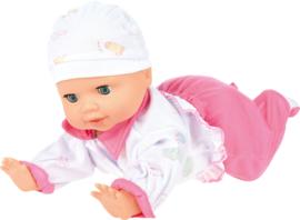 Kruipende Baby