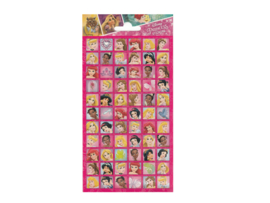 Stickers Disney prinsessen