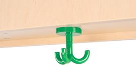 Hanger voor Flexi / Quadro garderobe, groen