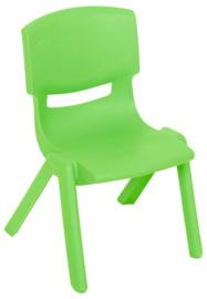 Dumi stoel groen 26cm, maat 1