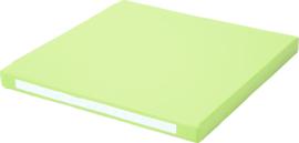 Vierkant zitje - groen