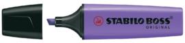 Markeerstift STABILO Boss Original 70/55 lavendel