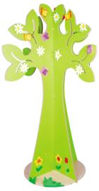 Grote thema - boom groen