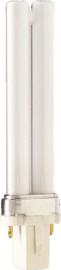 Spaarlamp Philips Master PL-S 2P 7W 400 Lumen 830 warm wit