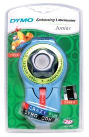 Lettertang Dymo 12746 Junior blauw