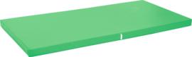 Anti-slip mat afm. 183 x 90 x 8 cm groen