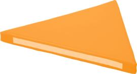 Driehoekig zitje - oranje