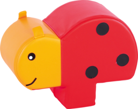 Zachte speelvloer - lieveheersbeestje
