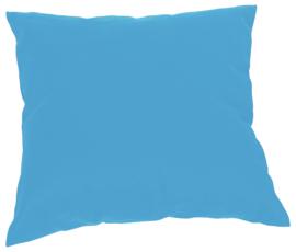 Kussen blauw