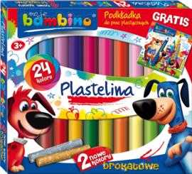 Plasticine 24 kleuren