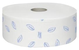 Toiletpapier Tork T1 110273 Premium 2laags 360m 1800vel 6rollen
