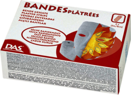 Gipsverband DAS plastertrip 8cmx3m doos à 4 strips