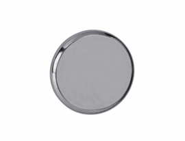 Magneet MAUL Neodymium rond 22mm 8kg nikkel