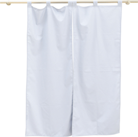 Gordijn verticale spiegel