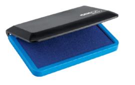 Stempelkussen Colop micro 1 90x50mm blauw