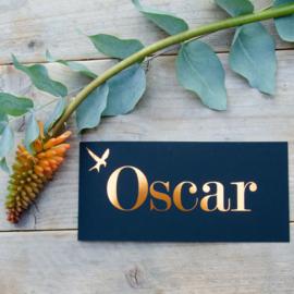 Oscar | 24 augustus 2019