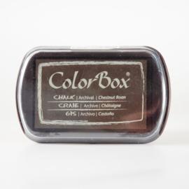 Colorbox: kastanje