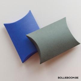 Pillowdoosje: 2 kleuren