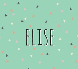 Elise / 18 mei 2016