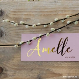 Amelle | 30 maart 2019
