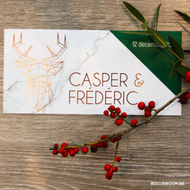 Tweeling | Casper en Frédéric | 12 december 2019