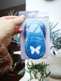Pons met vlinder