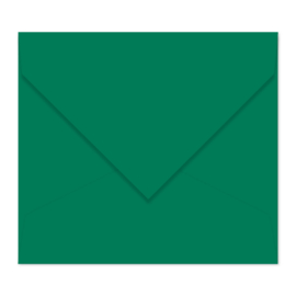 Dennegroene envelop