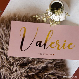 Valerie | 7 april 2019