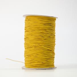 Oker elastiek 1 mm (per meter)
