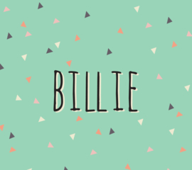 Billie / 19 juni 2017