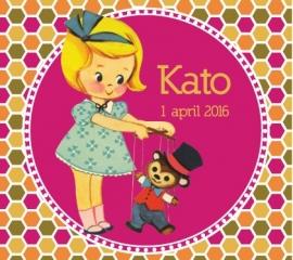 Kato / 1 april 2016