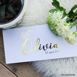 Olivia | 25 april 2019