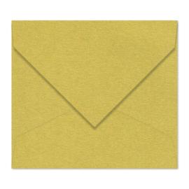 Geelgoud (metallic) envelop