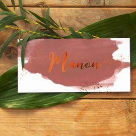 Waterverf  | Manon | 10 oktober 2020