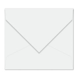 Lichtgrijze envelop
