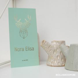 Goudfolie | Nora Elisa | 4 mei 2021