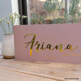 Ariana | 26 juli 2018