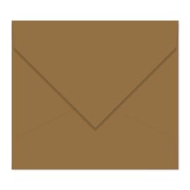 Kleibruine envelop