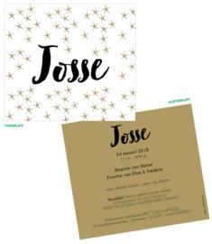 Josse / 24 januari 2018