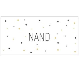 Nand | 20 augustus 2018