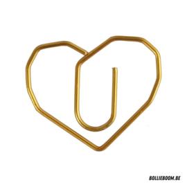 Clip in hartvorm