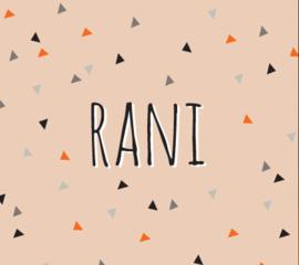 Rani / 22 mei 2017