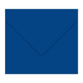 Koningsblauwe envelop