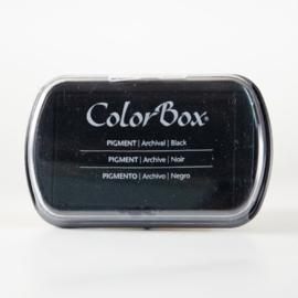 Colorbox: zwart